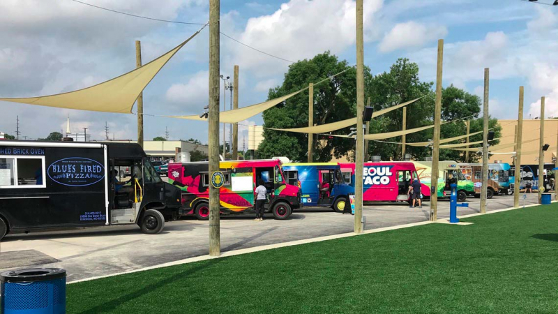food truck line up